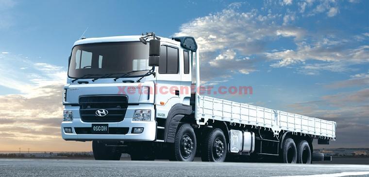 hyundai hd320 19 tấn