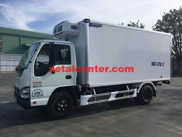 xe tải isuzu 1t9 thùng đông lạnh