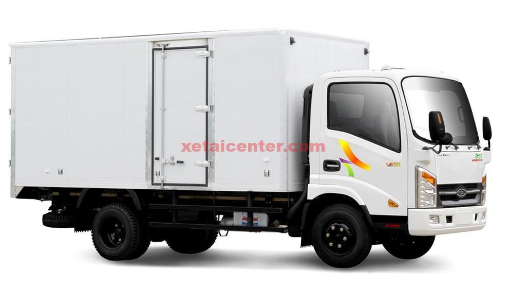 xe tải veam vt250 thùng kín