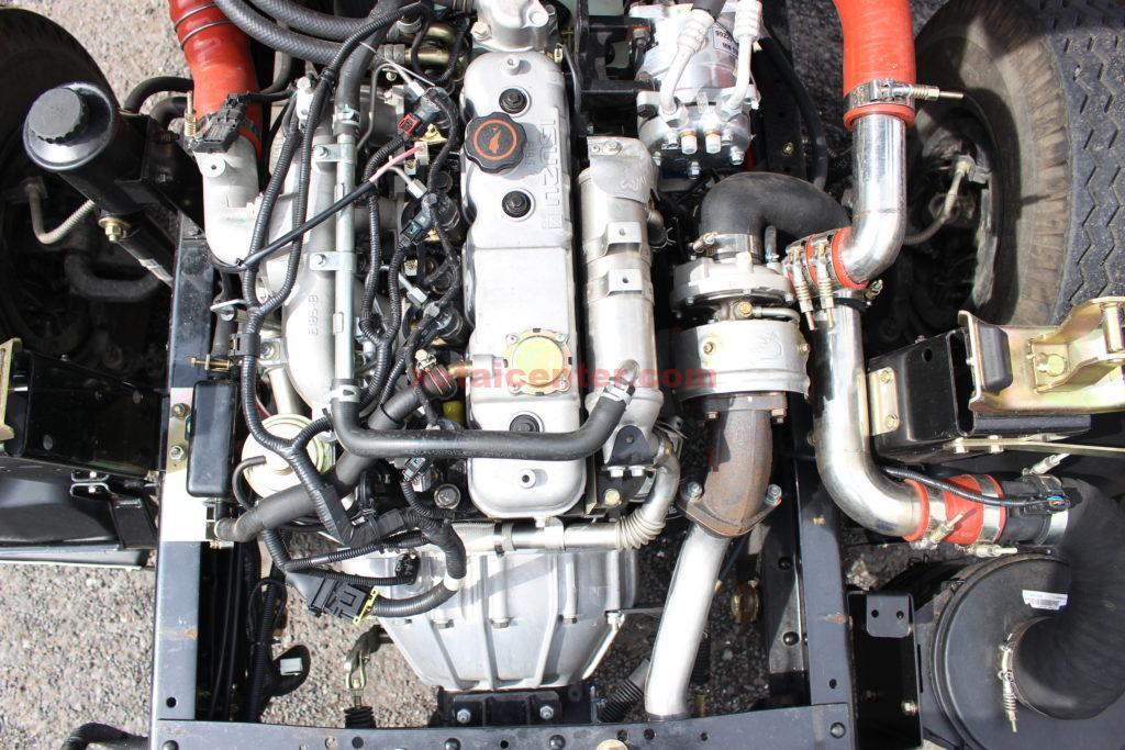 động cơ xe tải veam vt260-1