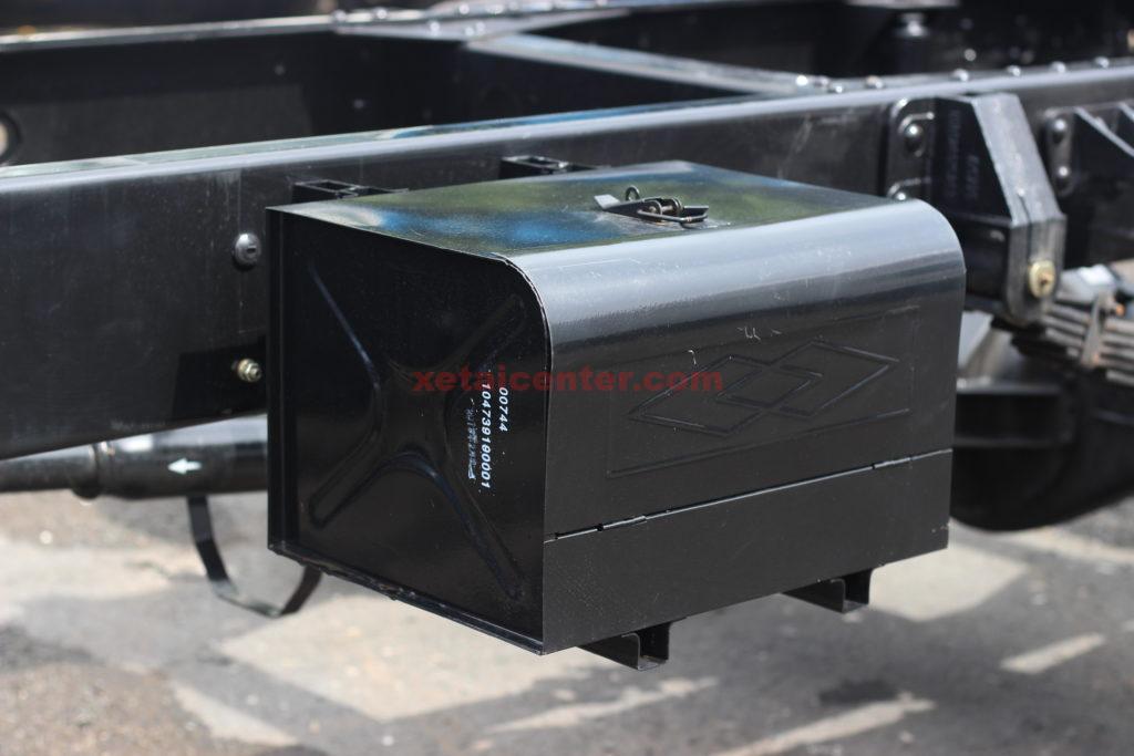 Thùng đồ nghề xe tải veam vt260-1