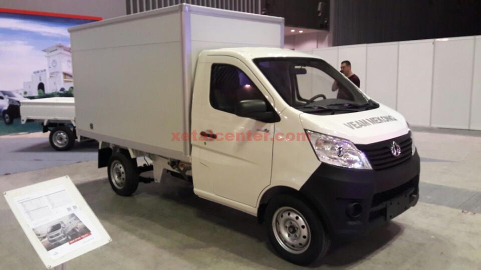Xe tải veam new star thùng kín