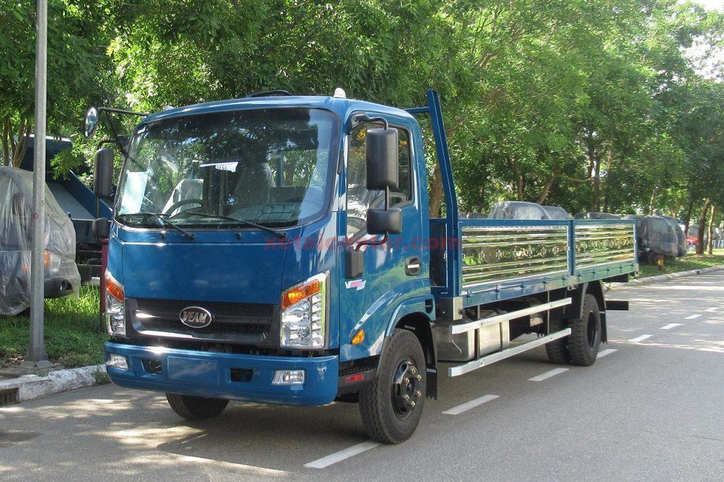 Ngoại thất xe tải veam vt260-1