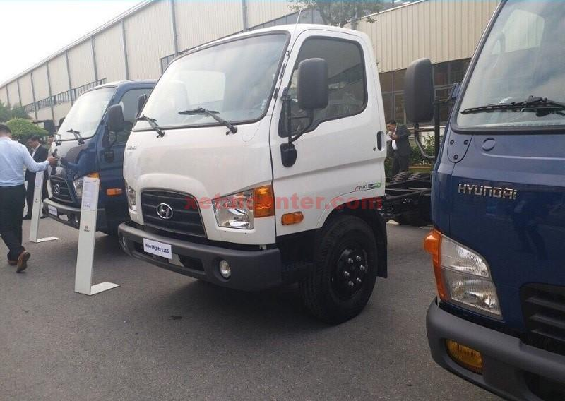 hyundai new mighty 110s