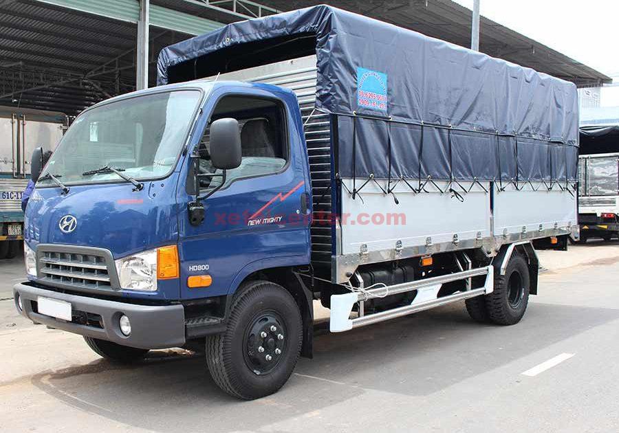 xe tải 8 tấn hyundai hd800