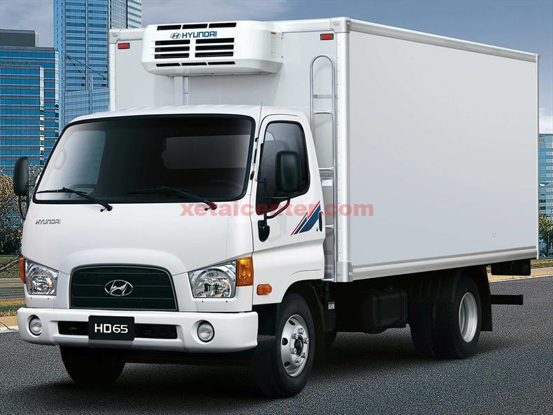 Xe Tải 2 Tấn Hyundai HD65