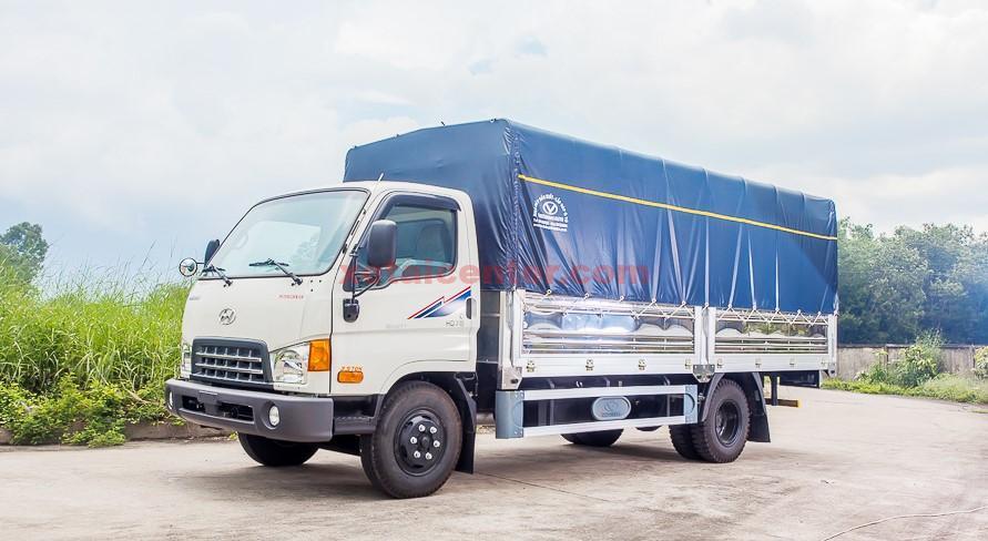 xe tải 8 tấn hyundai hd120sl