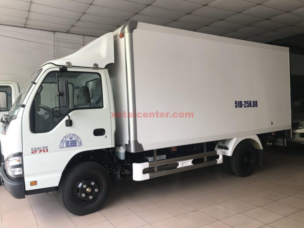 xe tải 1 tấn isuzu