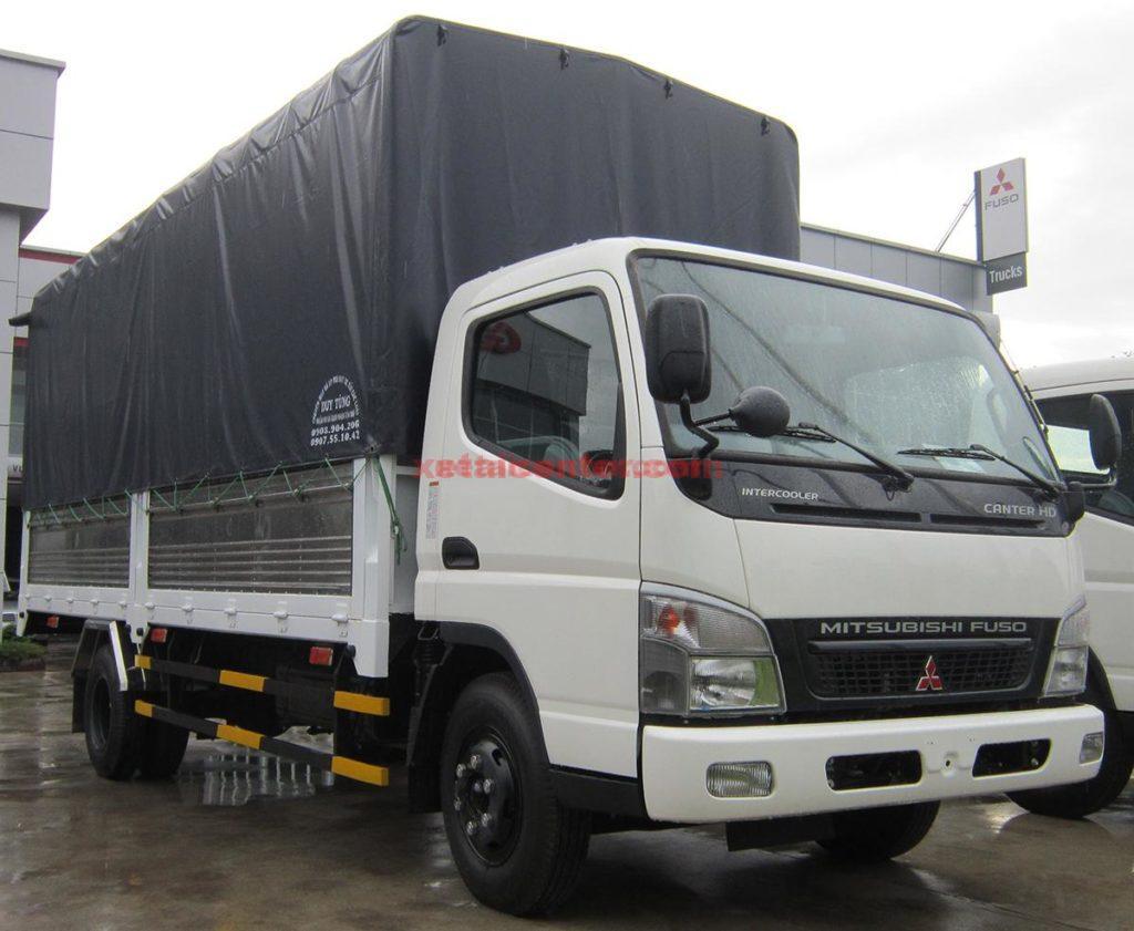 Giá Xe Tải Mitsubishi