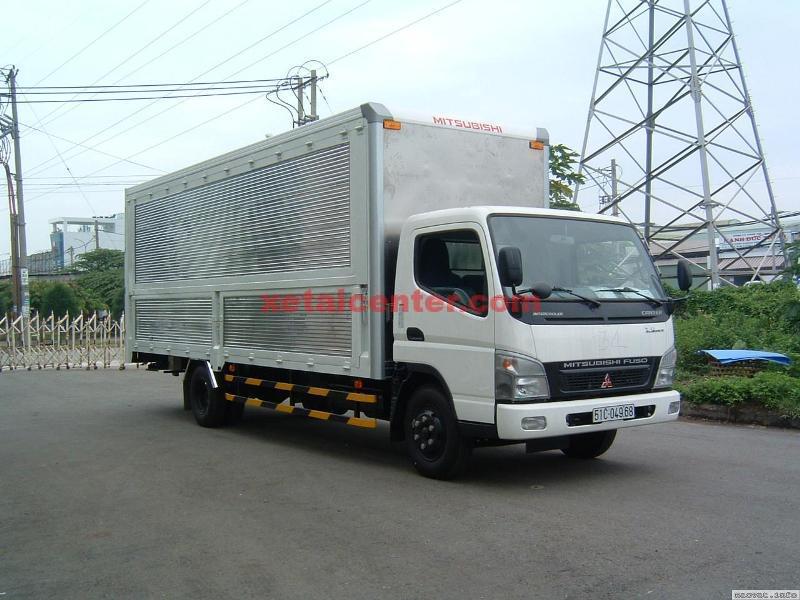 Xe Tải Mitsubishi 3T5