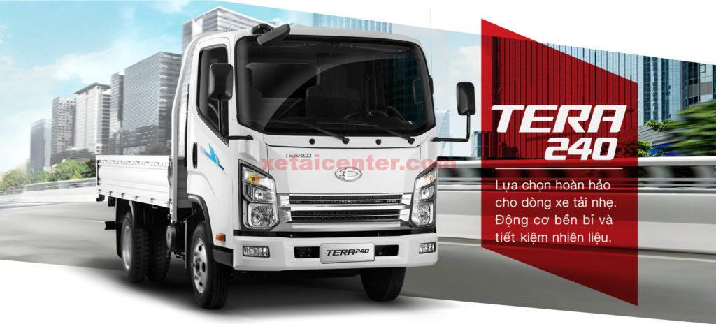 Xe tải teraco 240