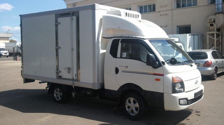 Xe tải porter 2 cũ