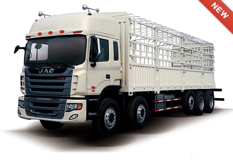 xe tải jac hạng nặng