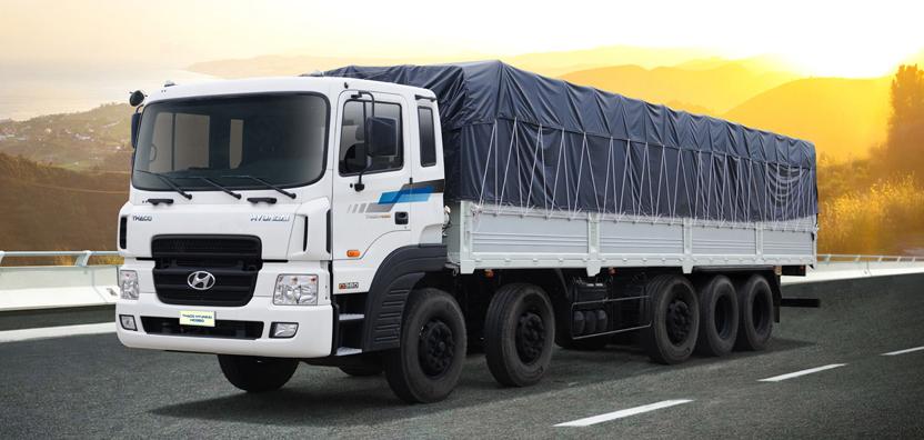 xe tải thaco hyundai