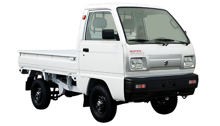 xe tải suzuki 500kg thùng lửng