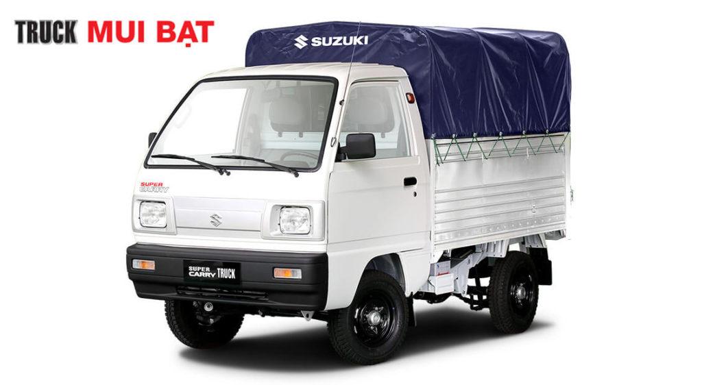 Xe tải suzki 500kg thùng mui bạt