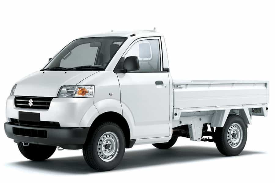 xe tải suzuki 750kg thùng lửng