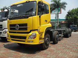 Xe tải Dongfeng 3 chân
