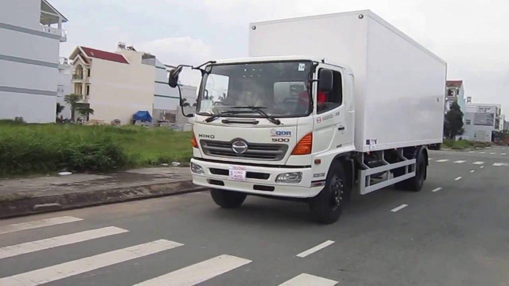 Xe tải Hino 8 tấn