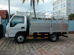 Xe tải Jac 1t5