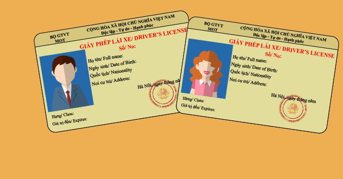 thi bằng lái xe a1