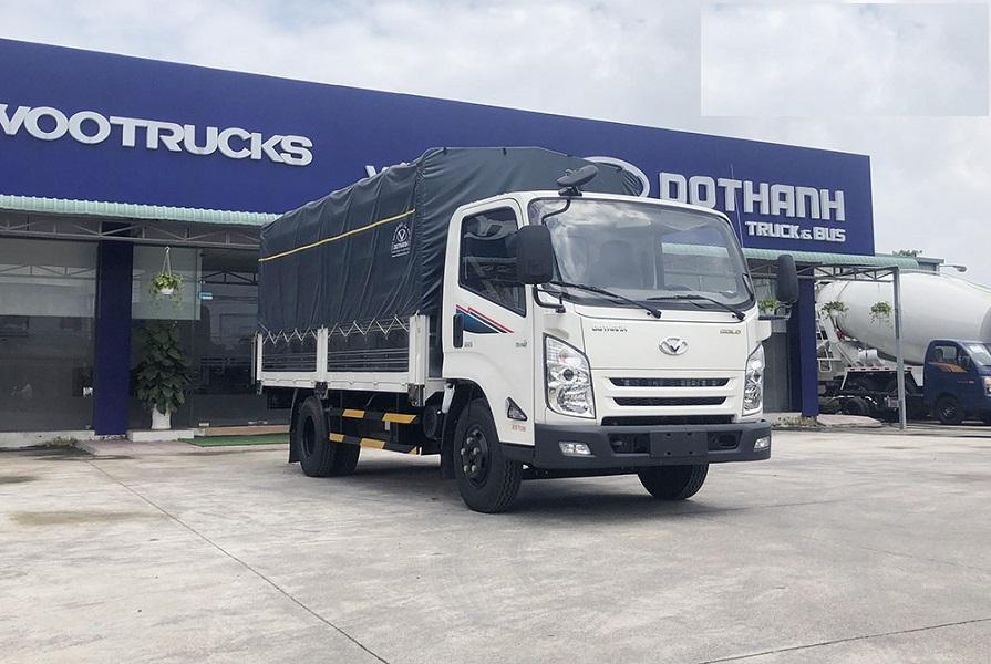 xe tải hyundai iz68s đô thành