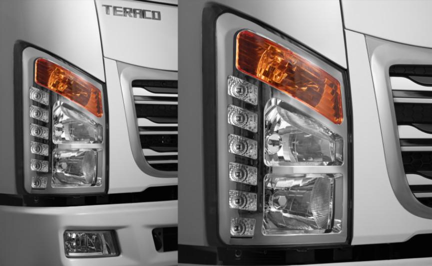 đèn của Tera 345sl