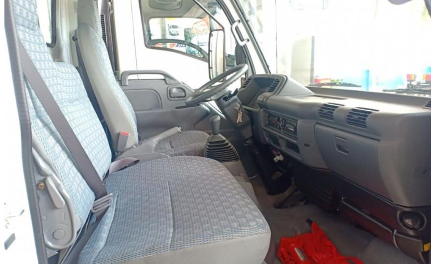 hệ thống của xe tải Isuzu qkr 270