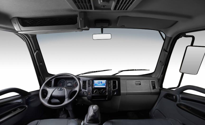 không gian xe tải Tera 345sl