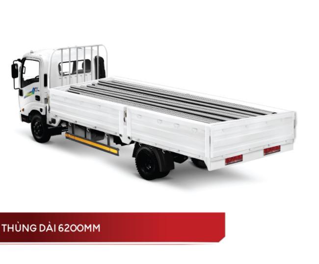 thùng xe tải Tera 190SL