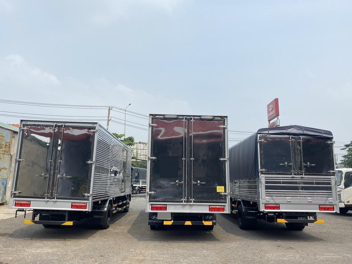 thùng xe tải Teraco