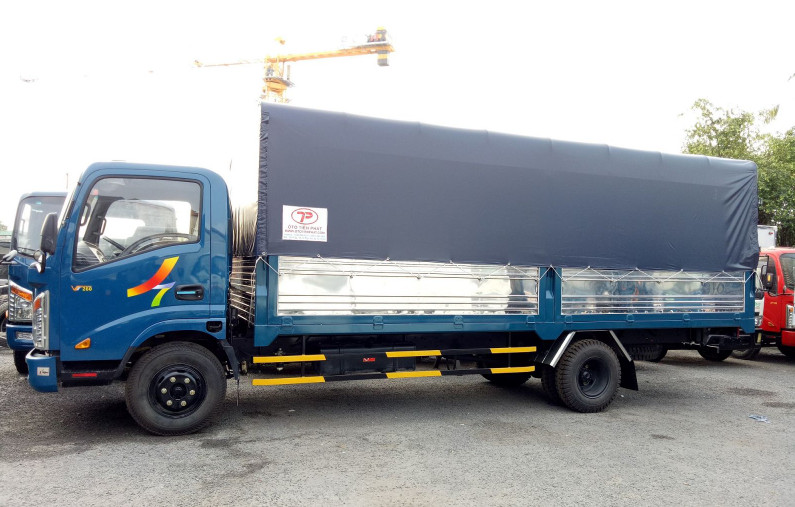 xe tải 1T9 thùng dài 6m2 Veam VT260-1