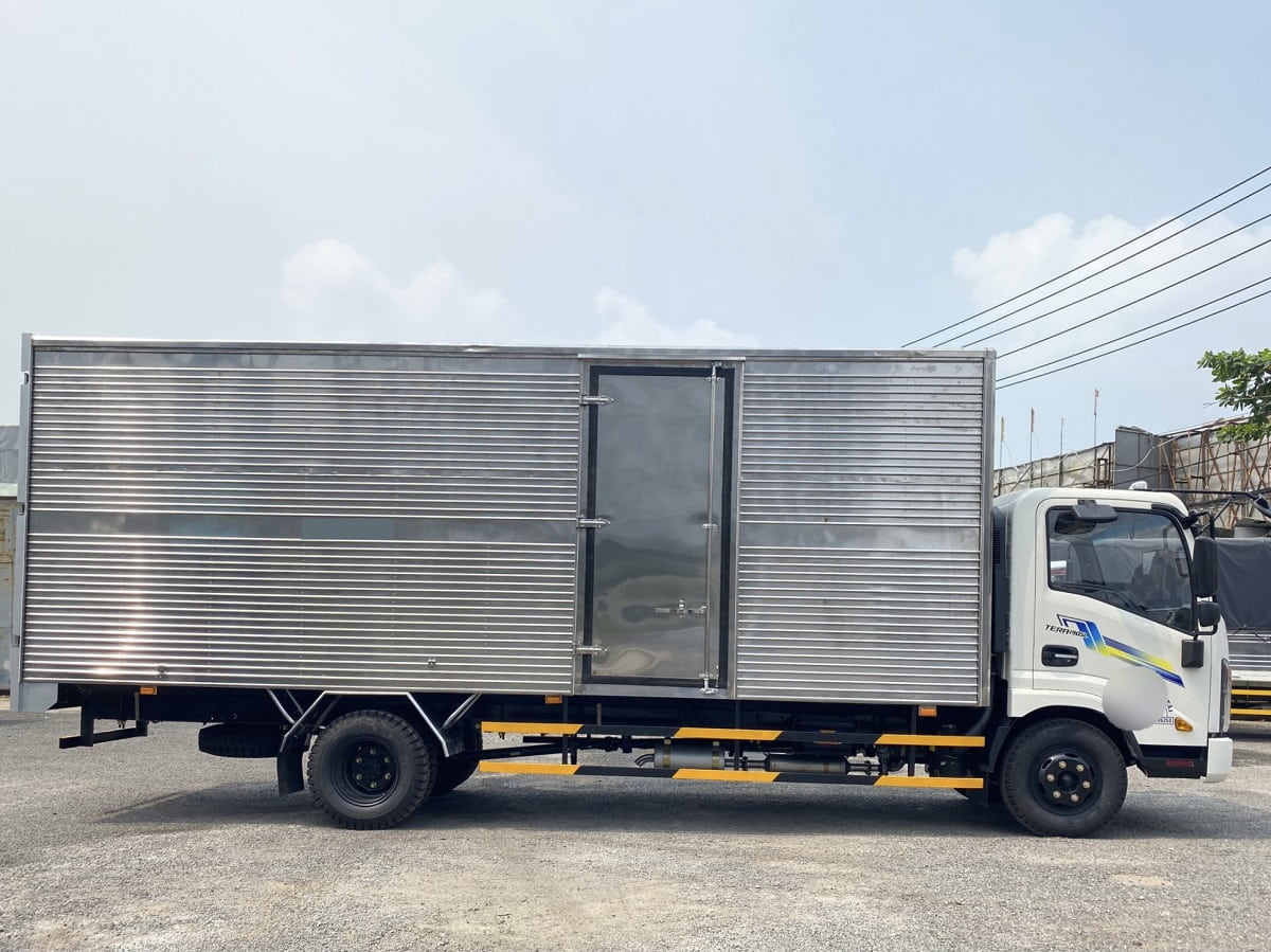 xe tải 1T9 thùng dài 6m2