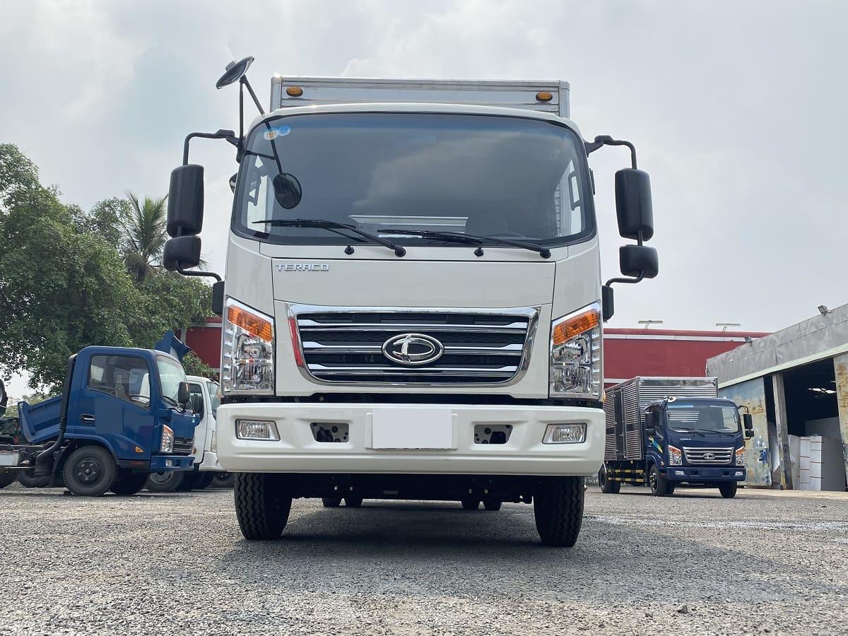 Những ưu điểm của xe tải Teraco