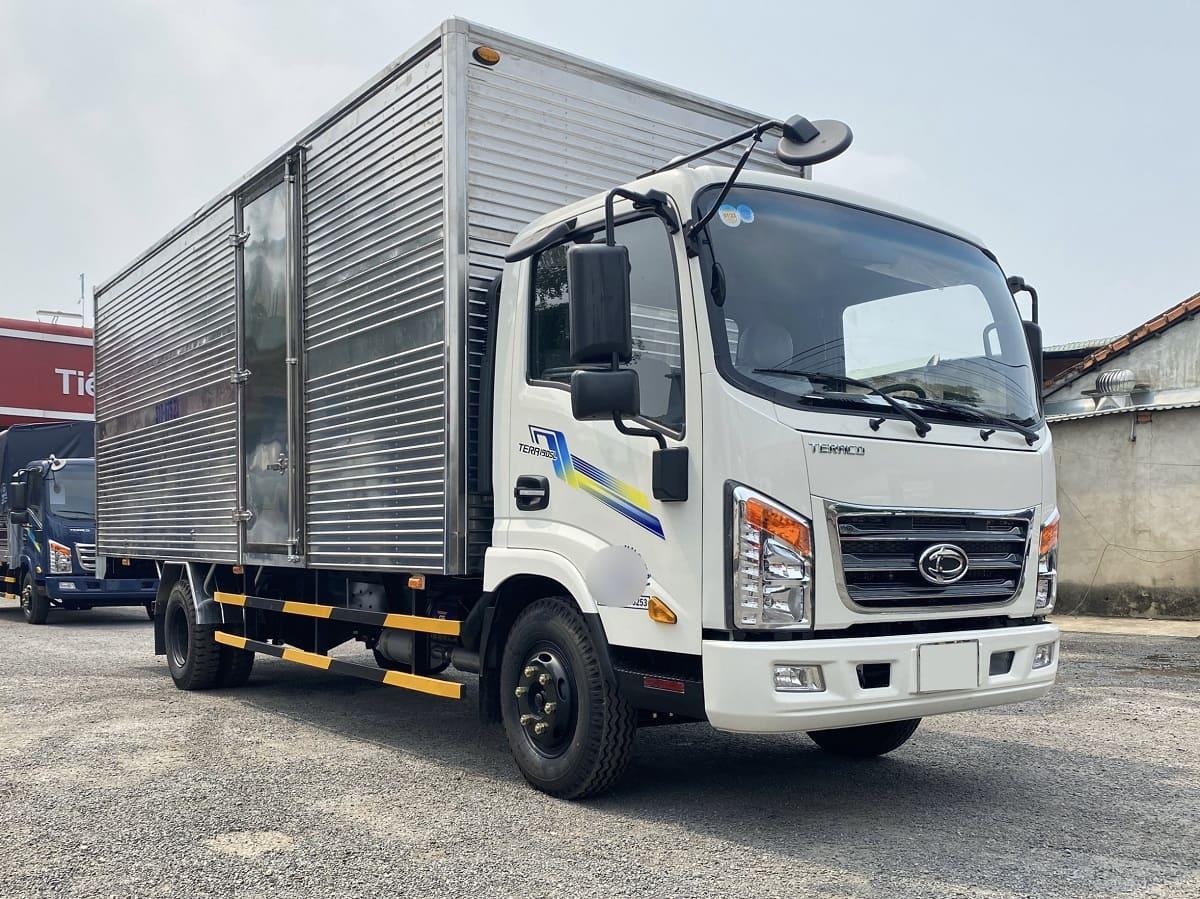 xe tải 1T9 thùng dài 6m2 Teraco 190SL